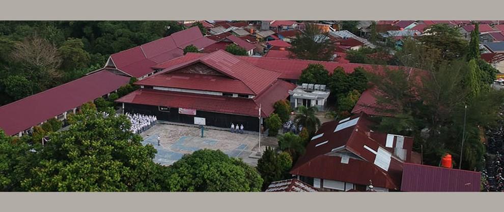 Gedung Aula Tengku Mahkota